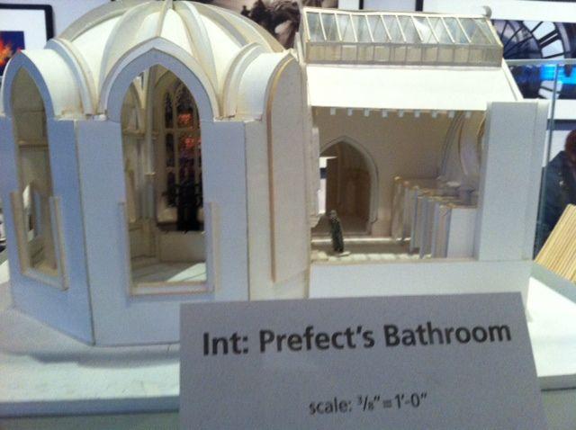 prefect's bathroom scale model