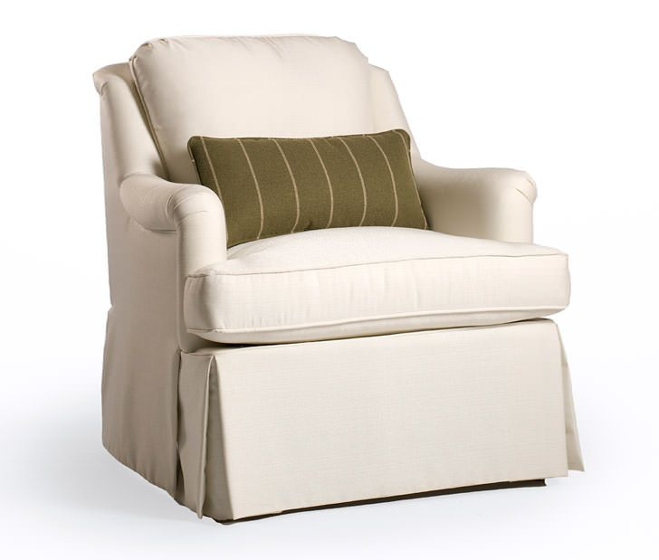 The Nancy Chair is part of the Jane by Jane Lockhart furniture line.