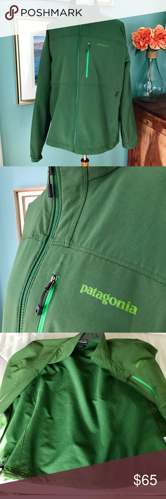 Patagonia Men's Jacket EUC EUC Men's Patagonia jacket.  Fleece lined. Patagonia Jackets & Coats