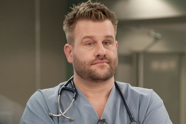14. Thor Lundgren Actor: Stephen Wallem Show: Nurse Jackie