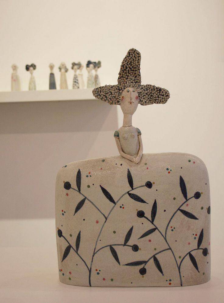 Jane Muir | von Oriel Myrddin Gallery ref for geisha