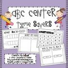 This packet is a collection of printable letter recognition and beginning sound recognition activities to use in your ABC Center.  There are 23 gam...