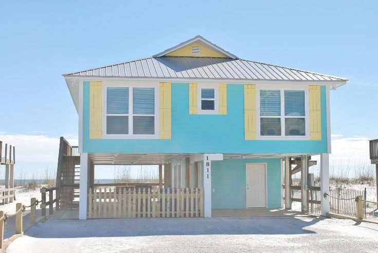 """Our Place"" Gulf Shores Beachfront Cottage - Vacation Rentals in Gulf Shores, Alabama - TripAdvisor. Hopefully, we can go next summer."