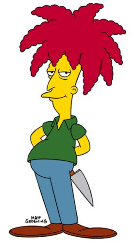Sideshow Bob - Wikipedia, the free encyclopedia