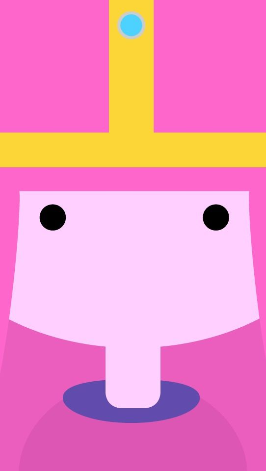 Princess bubblegum Go to the candy kingdom,tonight!!!