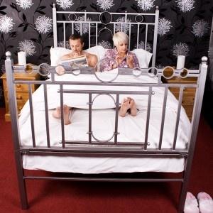 Bed Bondage Pics 4