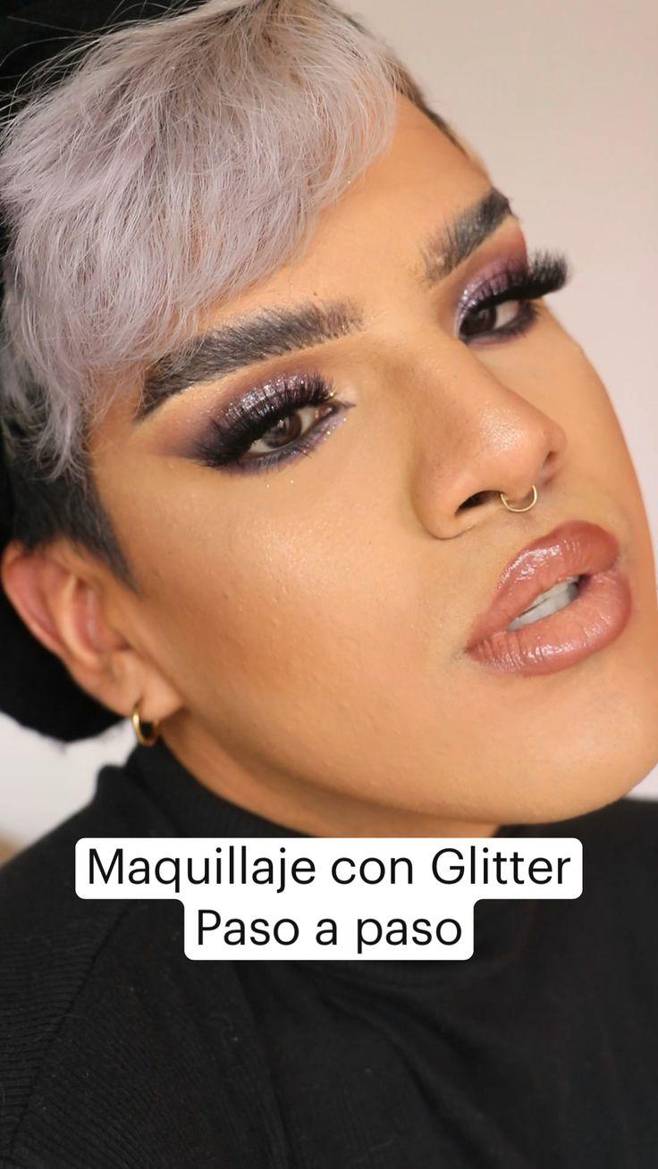 Glitter Makeup, Makeup Tutorials, Mickey Mouse, Make Up, Beauty, World, Creative Eye Makeup, Makeup With Glitter, Halloween Face Makeup