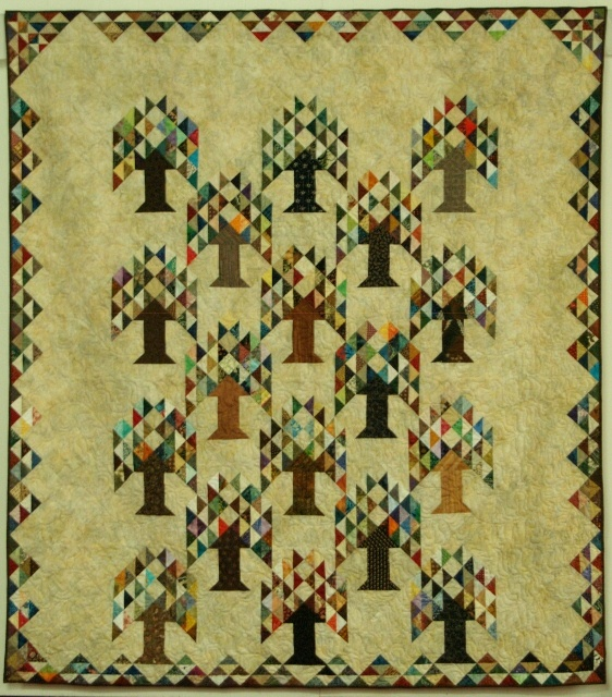 27 best Tree of Life/Pine Tree Quilts images on Pinterest | Tree ... : pine tree quilts - Adamdwight.com