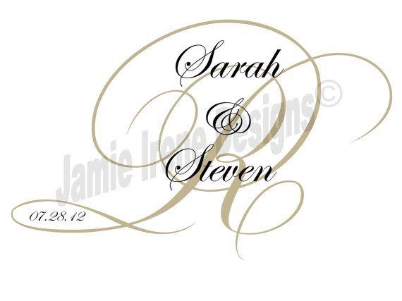 Custom Designed Digital Printable Wedding by WeddingsByJamie, $7.99