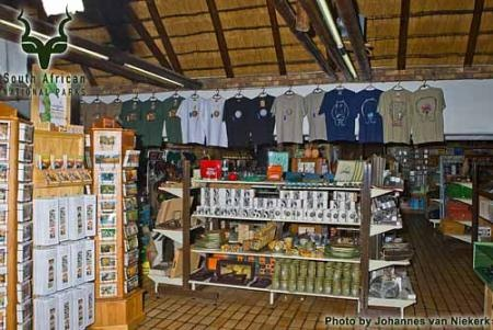 KNP - Berg-en-dal - Shop