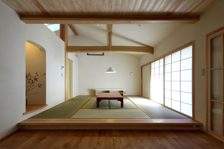 居間, tatami, 畳, shouji