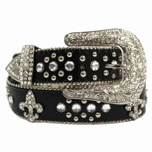 You can never have too many bling belts