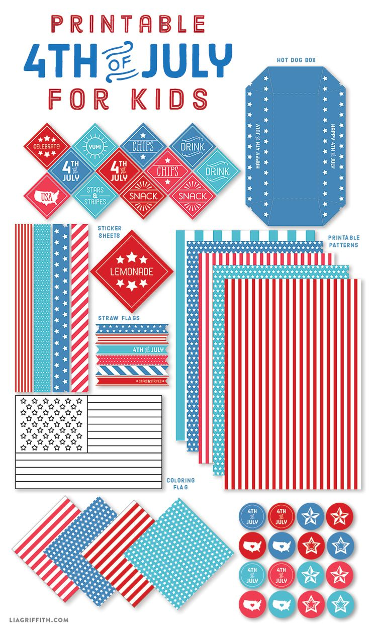 best images about th of july on pinterest sacks party favors