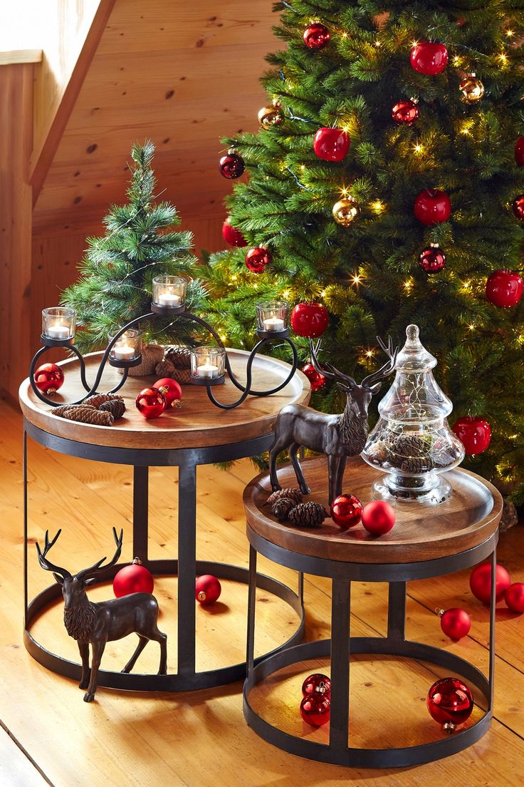 Decoration de noel chez botanic my blog for Noel maison decoration