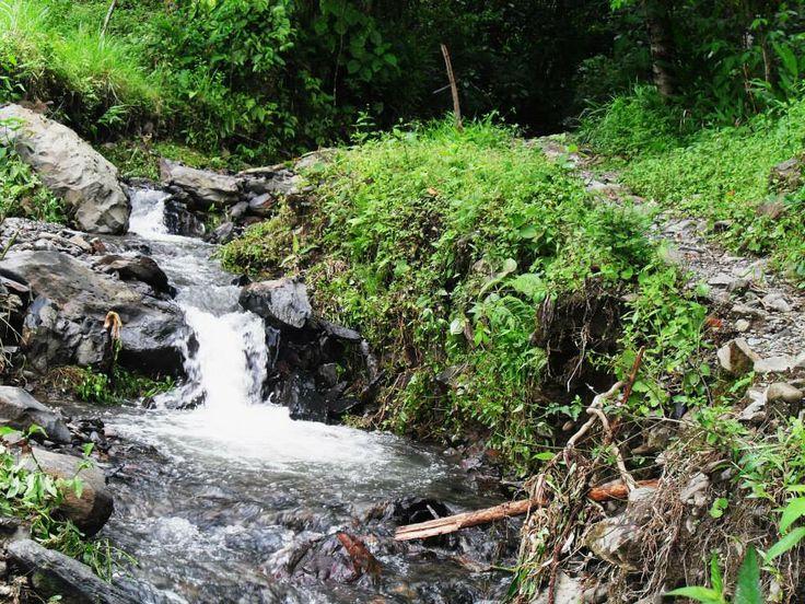 La vega, cascadas El Chupal