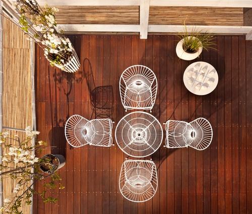 contemporary patio by Elad Gonen & Zeev Beech