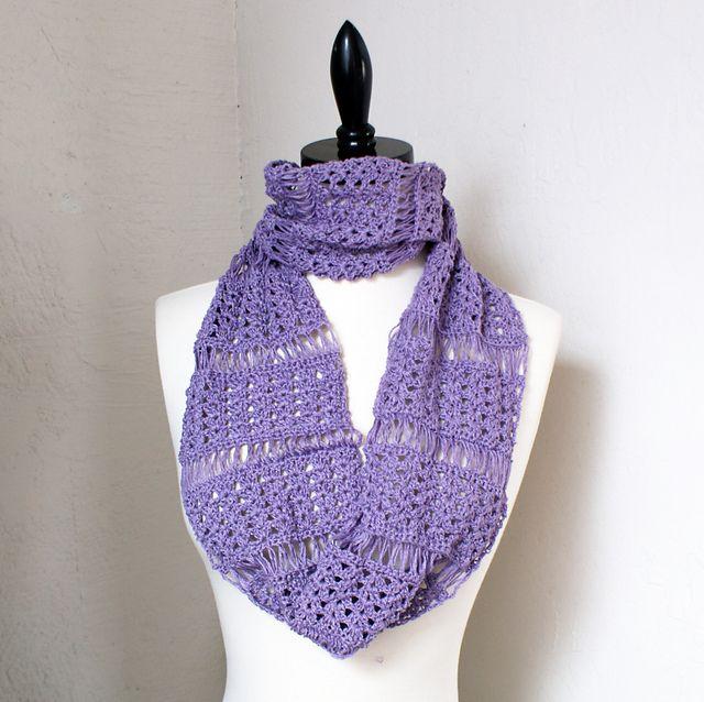 11 besten scarf Bilder auf Pinterest | Strickmuster, Kapuze und ...