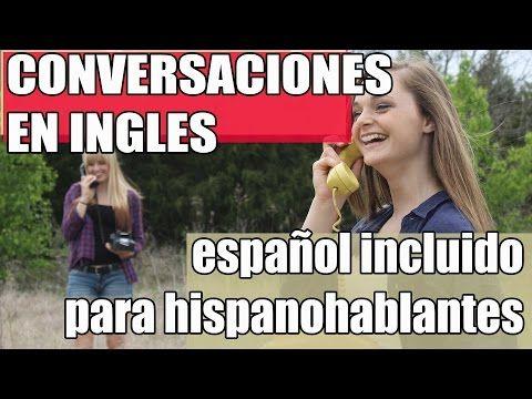 Conversaciones en Inglés: Importante Clase de Inglés que te Ayudará Entender Inglés Mejor - YouTube