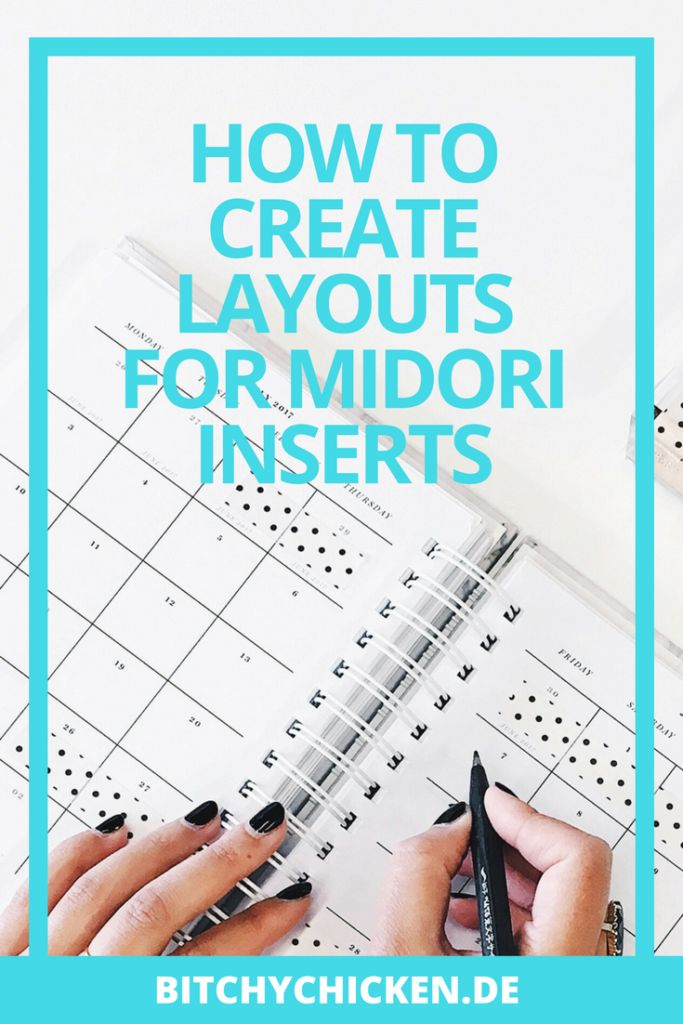 Learn how to create your own layouts for your Midori inserts or your Traveler's Notebook refills using different options. Making your planning pages doesn't have to be that hard. In fact, you can use underrated tools I suggest you can try. Read this post for more information.