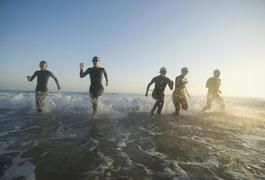 What to Eat the Week Before a Sprint Triathlon | LIVESTRONG.COM