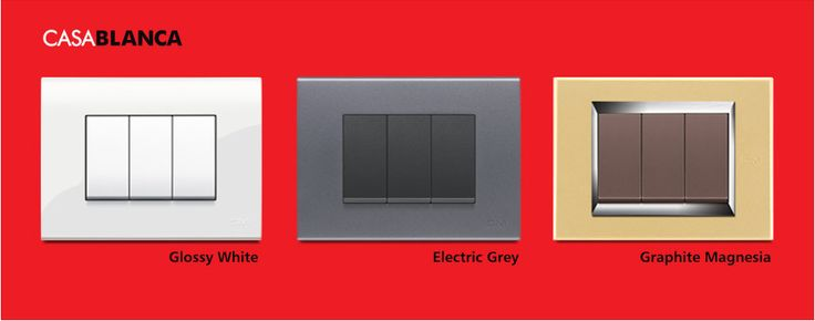 CASABLANCA Range for Every Home in Every Heart. GM Modular ...