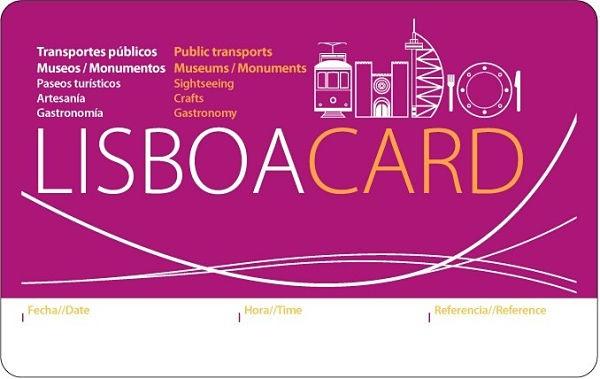 Lisboa Card, la tarjeta descuento de la capital portuguesa - via @ViajerosBlog | La tarjeta Lisboa Card nos permitirá conocer de forma más económica la ciudad de Lisboa #Portugal