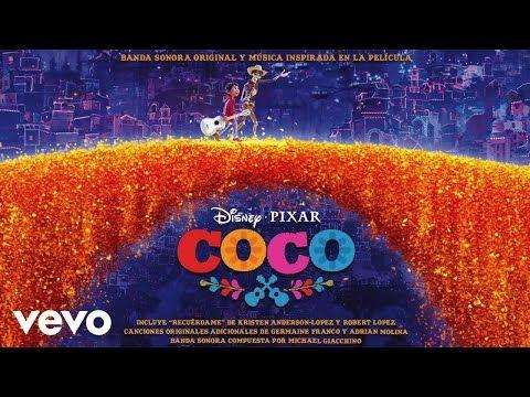 """Angélica Vale, Marco Antonio Solís - La Llorona (De """"Coco""""/Audio Only) - YouTube"""