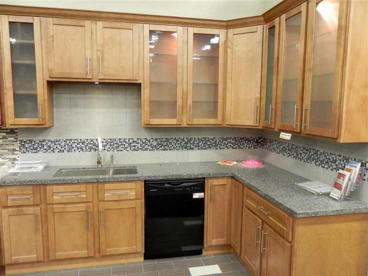 Maple Shaker Kitchen Cabinets customized kitchen cabinets drawers with small storage spaces