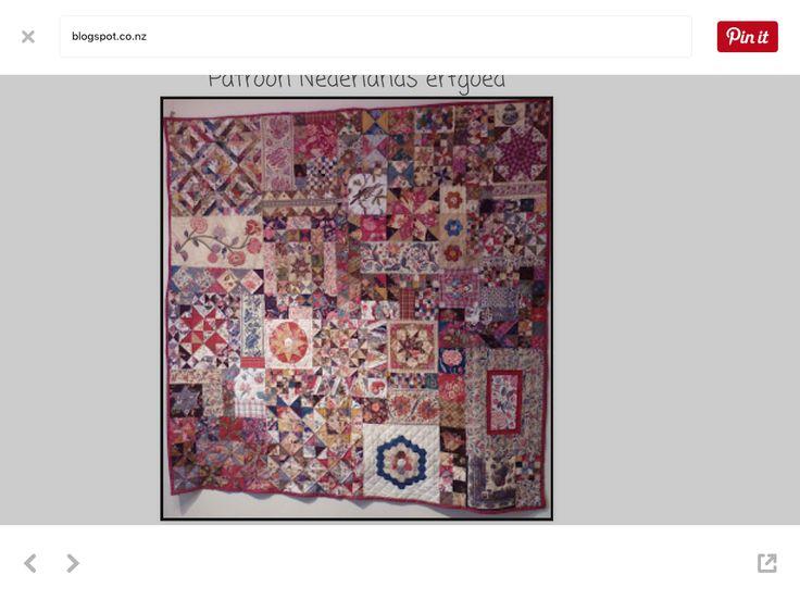 Dutch quilt