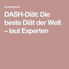 DASH-Diät: Die beste Diät der Welt – laut Experten