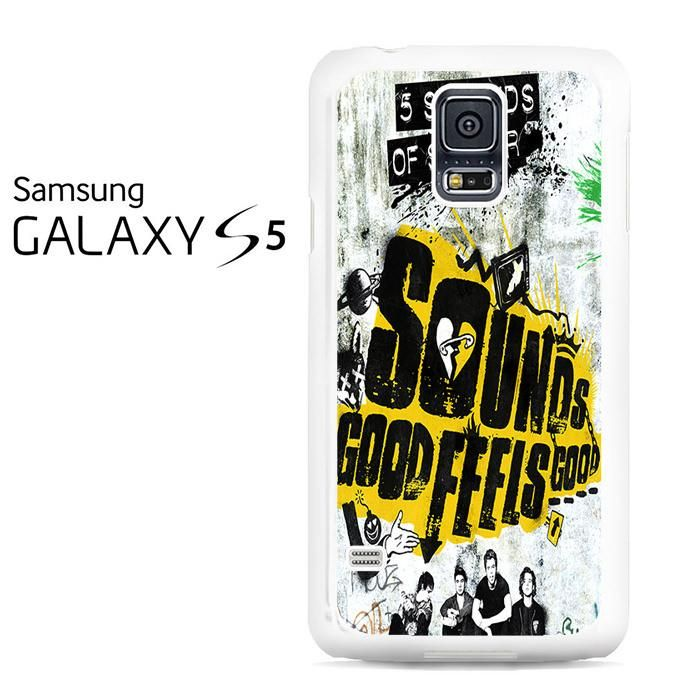 Sounds Good Feels Good 5 Sos Samsung Galaxy S5 Case
