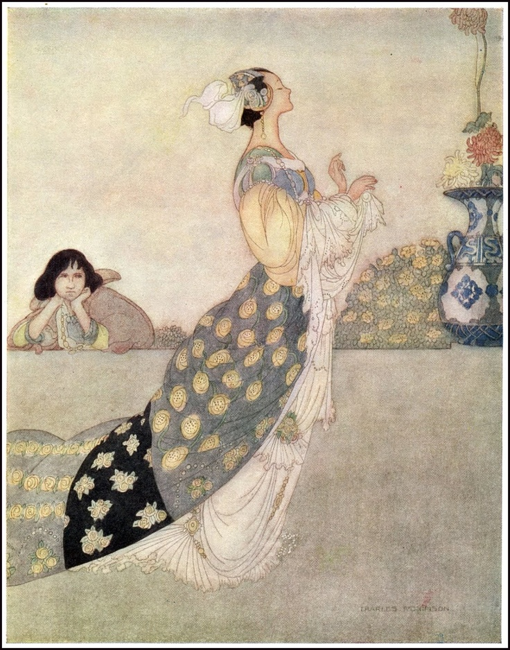 by Charles Robinson