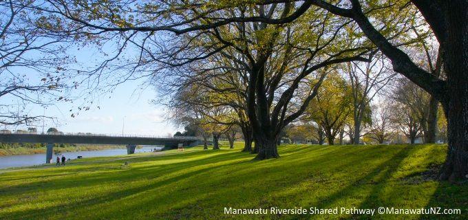 Manawatu River walkway, Palmerston North