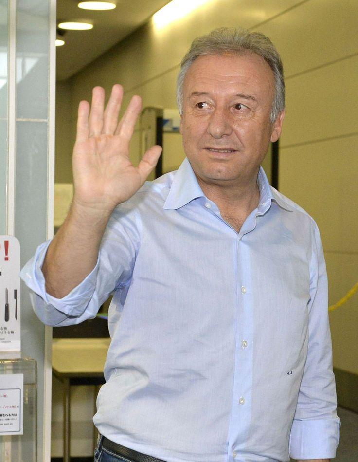 Alberto Zaccheroni, 2014.7.1