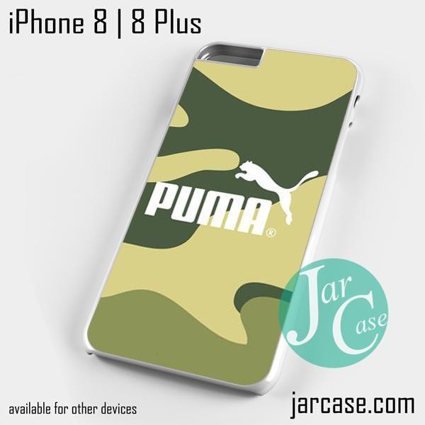 Puma Camo Phone case for iPhone 8   8 Plus