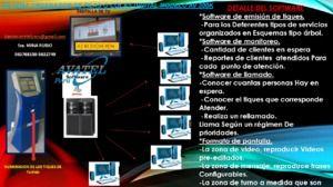 Sistemas de colas con dispensador tactil - Callao - avisos y anuncios clasificados gratis en Perú