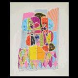 Gloria Vanderbilt - For a Dear Child, 1972, Monotype on MutualArt.com