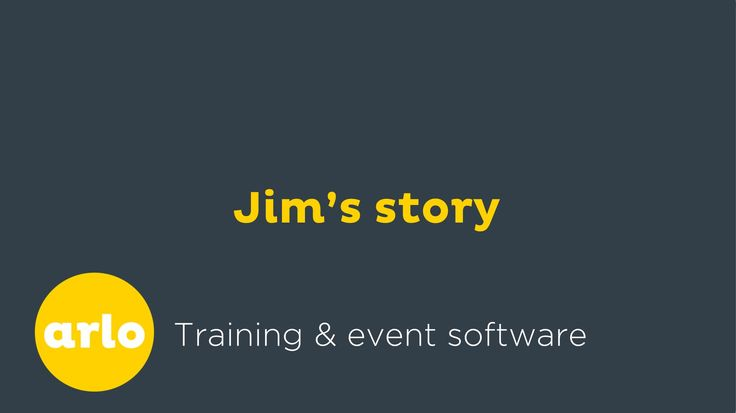 See Jim's Story from Arlo!