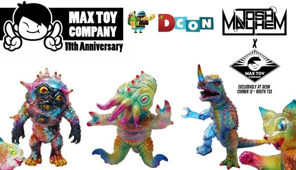 Max Toy at Dcon