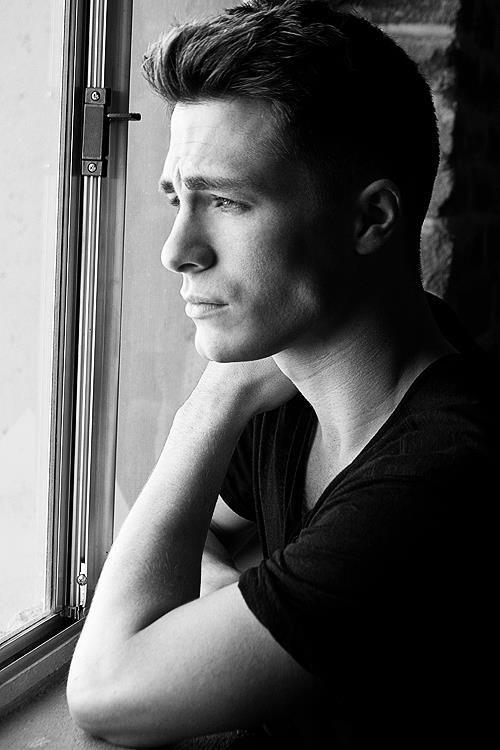Colton Haynes by Jenn Hoffman