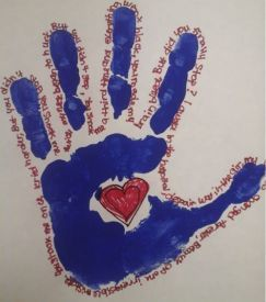 Hands Are for Holding, Not for Hurting Child Abuse Activity | FamilyConsumerSciences.com