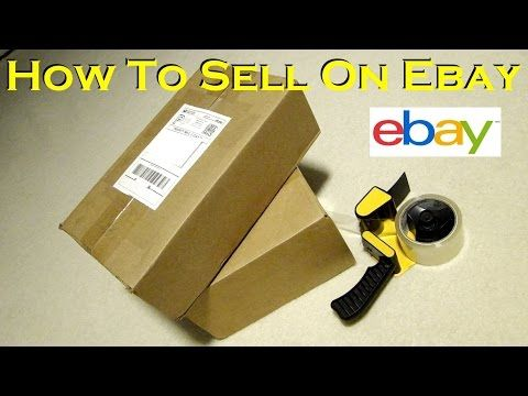 How To Sell on Ebay - Complete Guide - YouTube