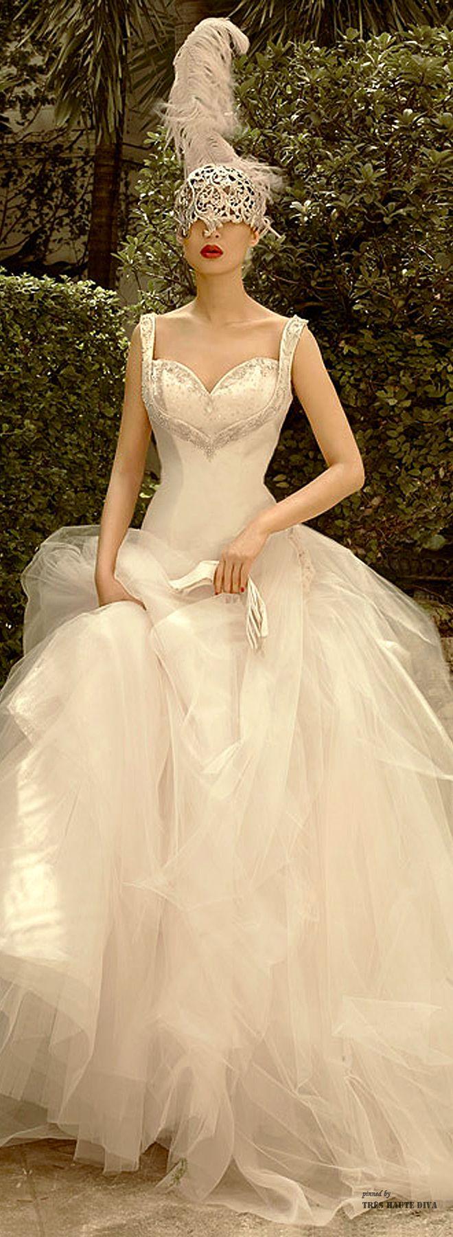 SO GORGEOUS!!! St. Pucchi ♔ Très Haute Bride ♔ http://www.wedding-dressuk.co.uk/