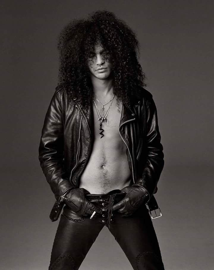 – Slash by Herb Ritts