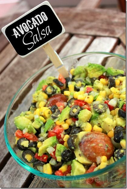 Totally making some of this... but I think I might sub the black olives for black beans.