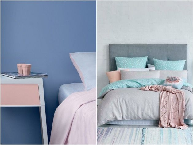 Les 29 meilleures images propos de rose quartz - Couleur pantone le bleu serenite dans la deco interieure ...