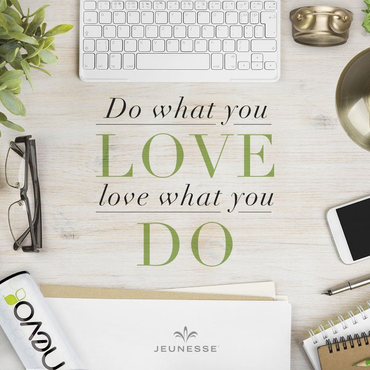 "GoodBye Baggy Eyes on Twitter: ""Do what you love, love what you do.  #mywhy #passion #jeunesse #mlm2016 #directsales #entrepreneur #sucess #lead2016 https://t.co/cOckjZtd1D"""