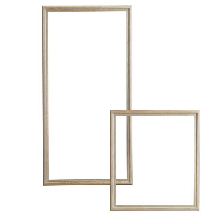 2 Panel Door Moulding Kit, Pack of 2 | Departments | DIY at B&Q