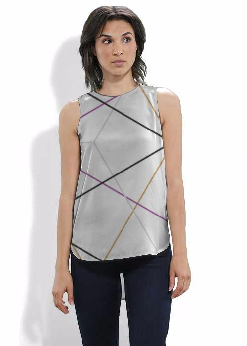 Great Deals Online Clearance Perfect Sleeveless Top - Tribal Grace by VIDA VIDA Outlet Latest vIY5fiwB