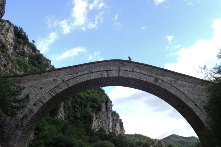 Misiou's Stone Bridge.